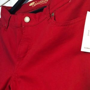 Old Navy Jeans - Red Jeans